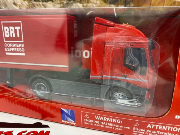 IVECO FIAT - STRALIS 540 TRUCK BRT - BARTOLINI CORRIERE ESPRESSO 2009