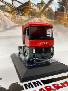 RENAULT – MAGNUM AE 420 Ti TRACTOR TRUCK 2-ASSI 1992 – IXO-MODELS – TR066 – 1:43