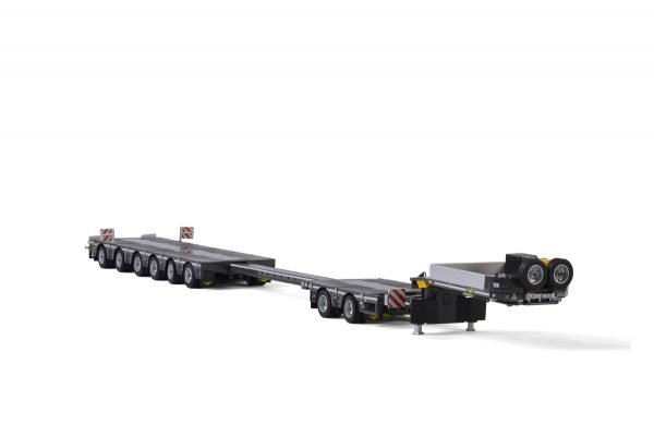 Premium Line; LOW LOADER 6 AXLE DOLLY 2 AXLE BROSHUIS - WSI - 04-2031