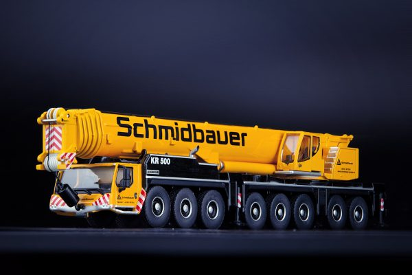 Schmidbauer LTM 1450-8.1