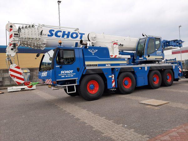 Schot; LIEBHERR LTM 1090-4.2