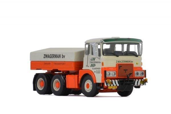 Zwagerman; FTF F SERIE (Old Cab) 6X4 - WSI - 01-3189 - 1:50