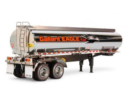 RC Fuel Tanker Trailer (Gallant Eagle) – TAMIYA – 56333 – 1:14