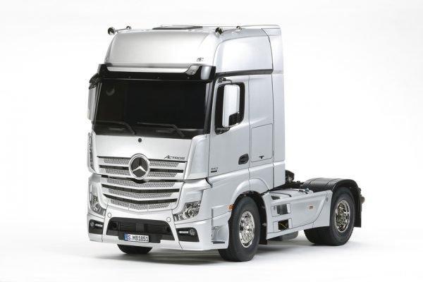 RC Mercedes-Benz Actros 1851 Gigaspace - TAMIYA - 56335 - 1:14