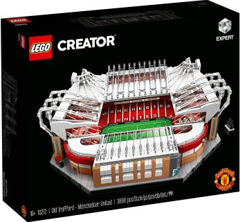 Lego 10272 – Creator Expert Old Trafford