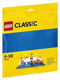 LEGO 10714 LEGO Classic – Base blu