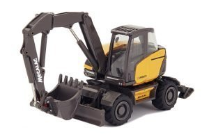 MECALAC 15MWR Wheeled excavator – CONRAD – 2208/0 – 1:50