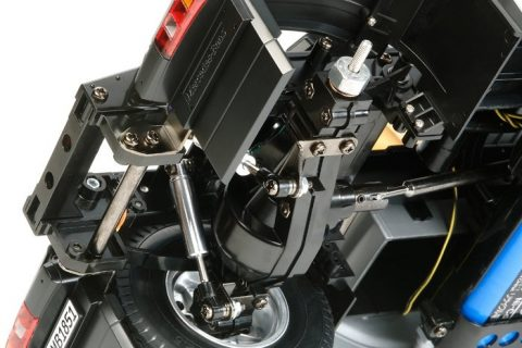 RC Mercedes-Benz Actros 1851 Gigaspace – TAMIYA – 56335 – 1:14