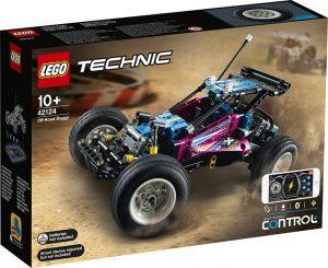 LEGO 42124 Technic – Buggy fuoristrada