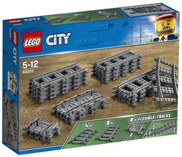 LEGO 60205 LEGO City Trains – Binari