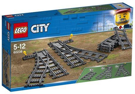 LEGO 60238 LEGO City Trains – Scambi