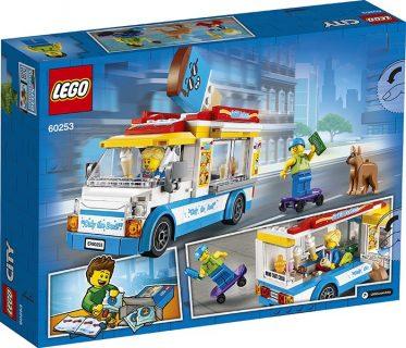 LEGO 60253 LEGO City Great Vehicles – Furgone dei gelati
