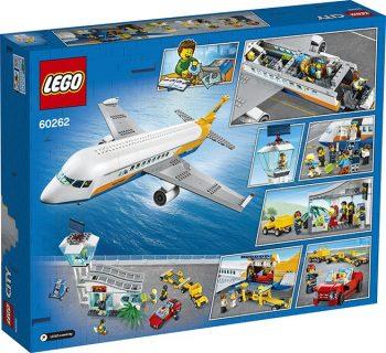 LEGO 60262 LEGO City Airport – Aereo passeggeri