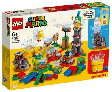 LEGO 71380 LEGO Super Mario – Maker Pack: Costruisci la tua avventura