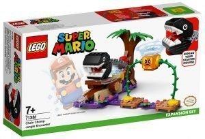 LEGO 71381 Super Mario – Pack di espansione: Incontro nella giungla di Categnaccio