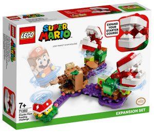 LEGO 71382 Super Mario – Pack di espansione: Pianta Piranha