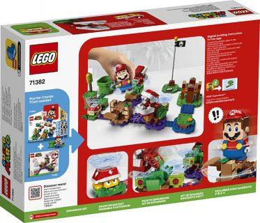 LEGO 71382 LEGO Super Mario – Pack di espansione: Pianta Piranha