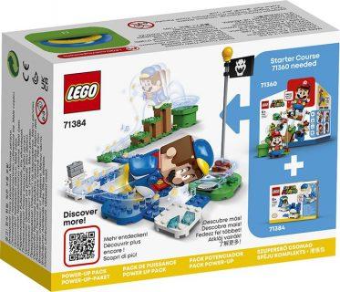 LEGO 71384 LEGO Super Mario – Mario pinguino: Power Up Pack