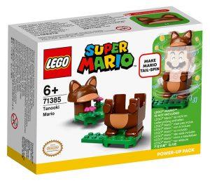 LEGO 71385 Super Mario – Mario tanuki: Power Up Pack