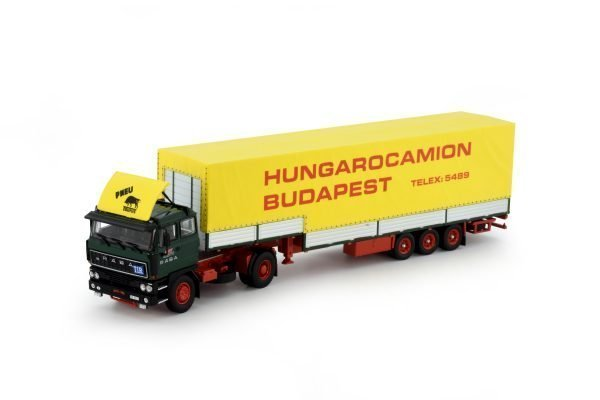 Hungarocamion - TEKNO - 72216 - 1:50