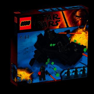Lego 75100 – Star Wars First Order Snowspeeder