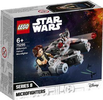LEGO 75295 Star Wars – Microfighter Millennium Falcon