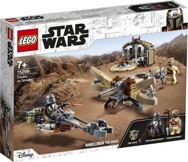 LEGO 75299 Star Wars – Allarme su Tatooine