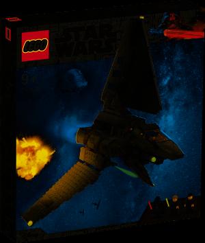 Lego 75302 – LEGO Star Wars Imperial Shuttle