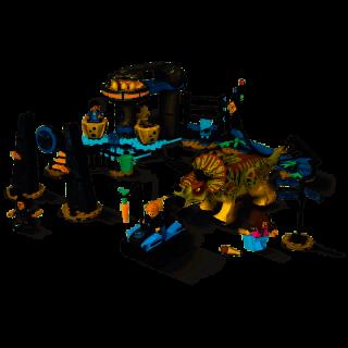 Lego 75937 – Jurassic World – L'assalto del Triceratopo