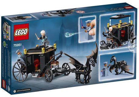 LEGO 75951 Fantastic Beasts – La fuga di Grindelwald