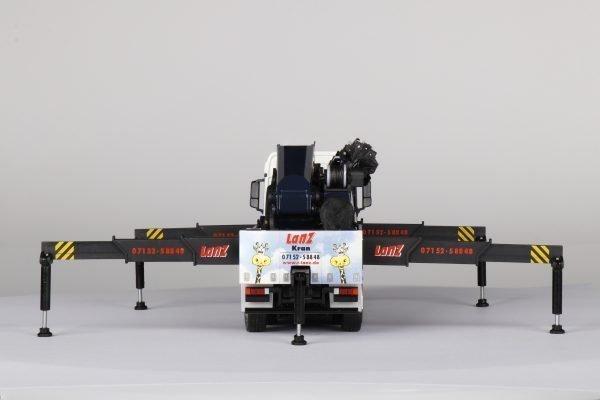 PALFINGER PK 200002L SH loading crane on MERCEDES-BENZ Arocs 5-axle - CONRAD - 78224-0 - 1:50