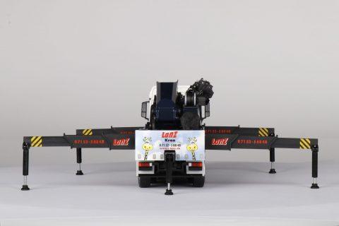 PALFINGER PK 200002L SH loading crane on MERCEDES-BENZ Arocs 5-axle – CONRAD – 78224-0 – 1:50