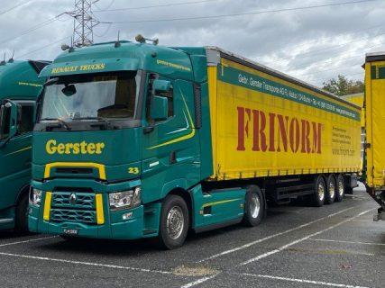 * PREORDINE – Q1 – 2022 * – Gerster Transporte – TEKNO – 81574 – 1:50