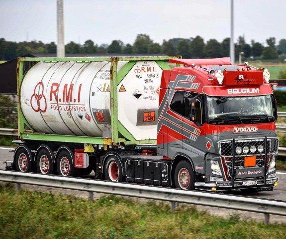 SL Logistics - TEKNO - 81828 - 1:50
