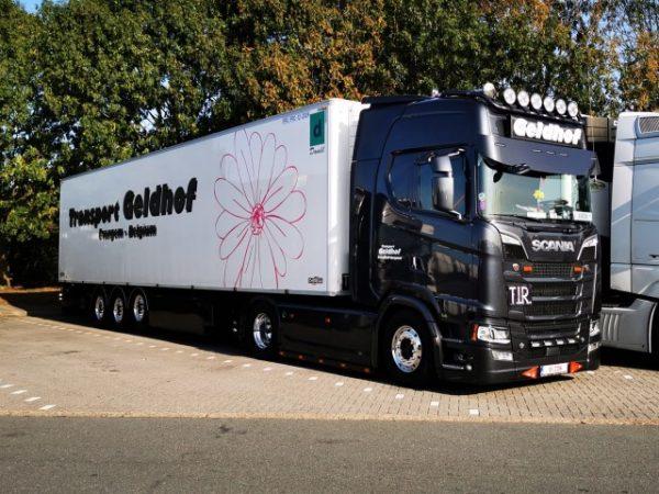* PREVENDITA - Q3-2021 * Geldhof Transport - TEKNO - 82090 - 1:50