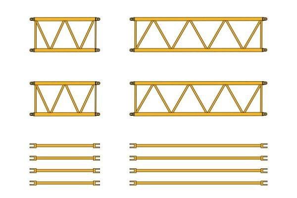 Set di prolunga SARENS - CC 8800 - 1:50