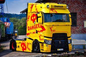 * PREORDINE – Q3-2021 * – Dietrich Danger; RENAULT TRUCKS T HIGH 4X2  – WSI – 01-3482 – 1:50