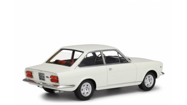 * PREORDINE - APRILE/2021 * - FIAT 124 SPORT COUPÉ 1969 - LAUDORACING - LM131C - 1:18