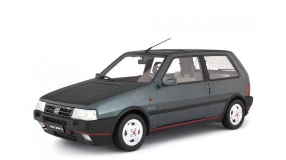 * PREORDINE – GIUGNO/2021 * – FIAT UNO TURBO 2° SERIE MK2 RACING – 1992 – LM104F – VERDE METALLIZZATO