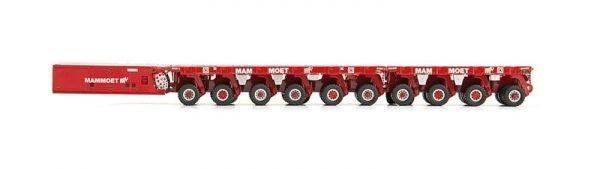 Modell Mammoet SPMT 6 + 4 + PPU - IMC - 410098 - 1:50