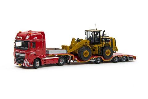 Nooteboom Red Line – DAF SSC Euro6 4×2 Nooteboom OSDS44-03 WEB – IMC – 5322508 – 1:50