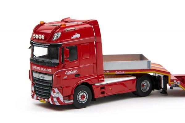 Nooteboom Red Line - DAF SSC Euro6 4x2 Nooteboom OSDS44-03 WEB - IMC - 5322508 - 1:50