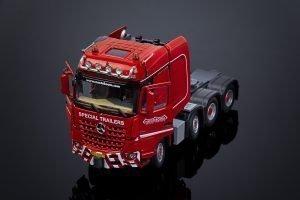 Nooteboom Redline Mercedes-Benz Arocs SLT BigSpace 8×4 – IMC – 5722393 – 31-0177 – 1:50