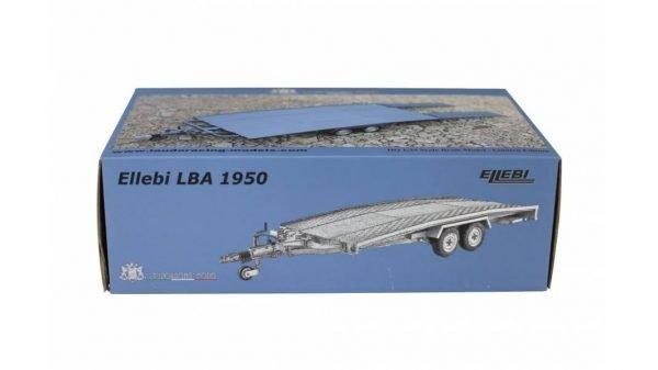 RIMORCHIO ELLEBI - TRASPORTO AUTO - ELLEBI - LM111/24 - 1:24
