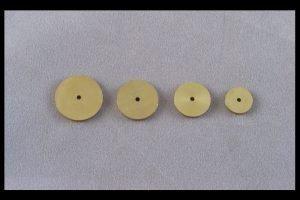Metal Pulley 14mm set / 50 unit – YCC – YC643 – 1:50