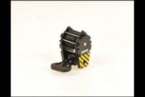 9 sheaves Black/Yellow 235 ton – YCC – YC204-1 – 1:50