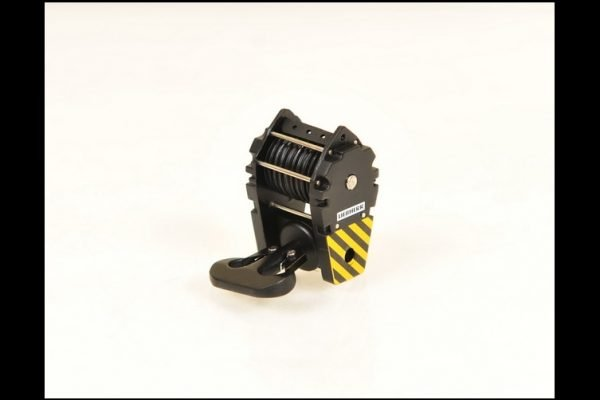 9 sheaves Black/Yellow 235 ton - YCC - YC204-1 - 1:50