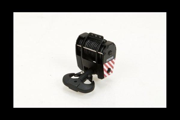 15 sheaves Black/Red/White 350 ton - YCC - YC205 - 1:50