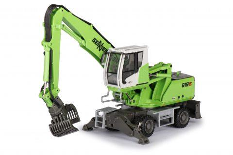 SENNEBOGEN 818E Material Handling Machine – CONRAD – 2944-01