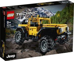 LEGO 42122 Technic – Jeep Wrangler